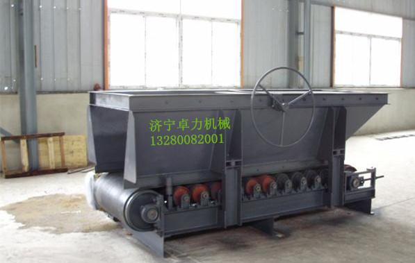 高端甲带式给煤机